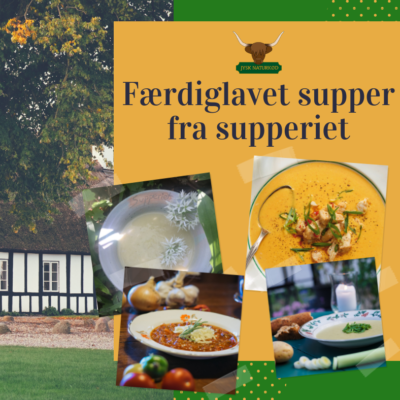 Færdiglavet supper